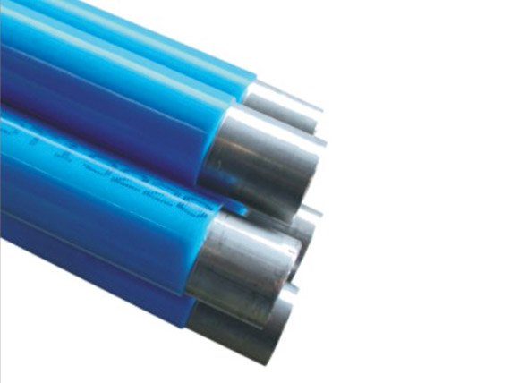 Stainless steel coated water tube 1